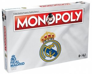Winning Moves monopoly real Madrid (en) (34.95 EUR) 26.00% korting