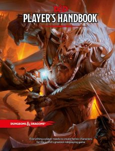 Wizards of the Coast player's handbook D&D 5.0 (en) (42.90 EUR) 26.00% korting