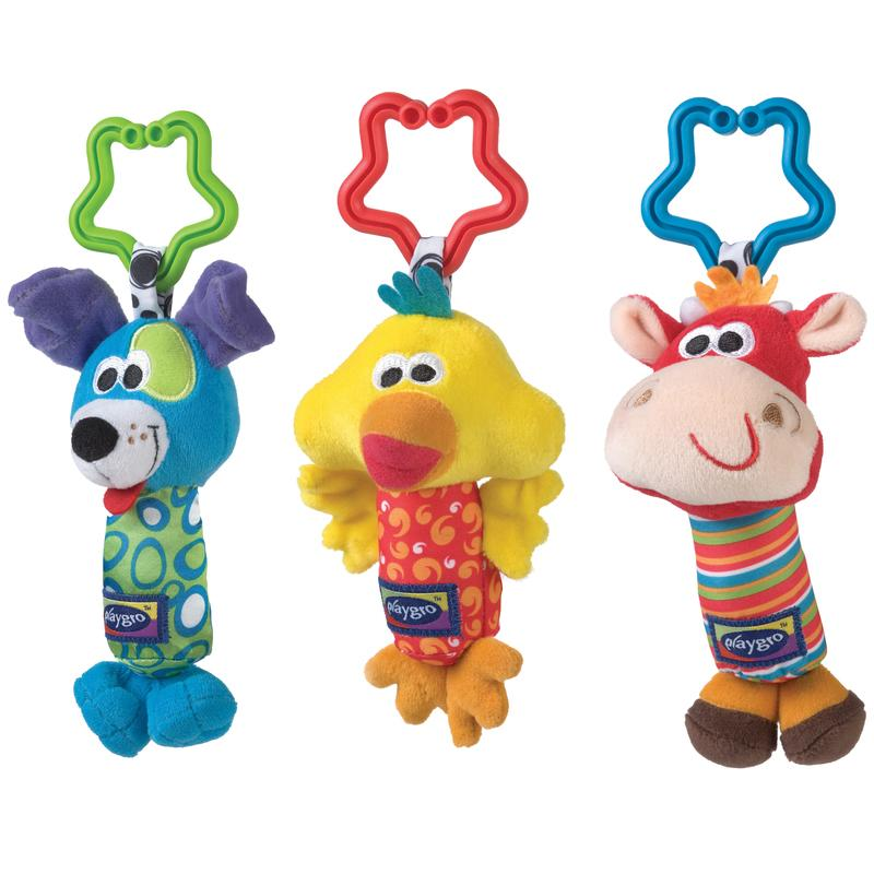 Playgro My First Tinkle Trio