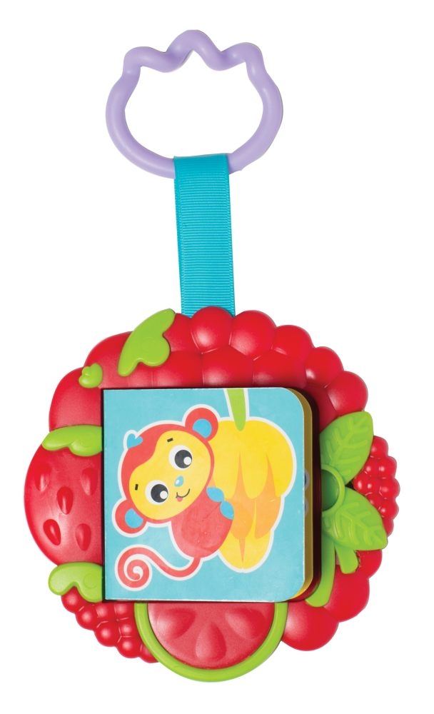 Playgro Teething Time Activity Book