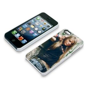 iPhone 5 Cover met foto (13.80 EUR)