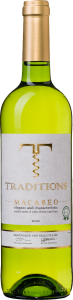 Traditions Macabeo Organic – 7.99 EUR