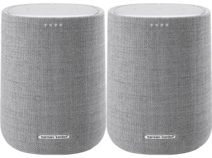 HARMAN KARDON Draagbare smart multiroom speakers Citation One Duo Grijs (HKCITAONEDUOGRYEU) (249.00 EUR)