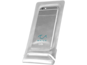"SBS Waterdichte smartphonehoes Water Easy 5.5"" Wit (TEWATEREASY55W) (10.99 EUR)"