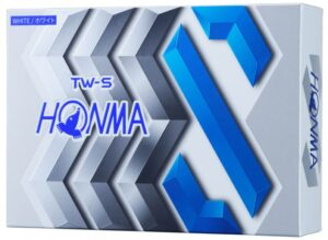 Honma TW-S 3-Piece Soft&Spin Golfbal (29.99 €)
